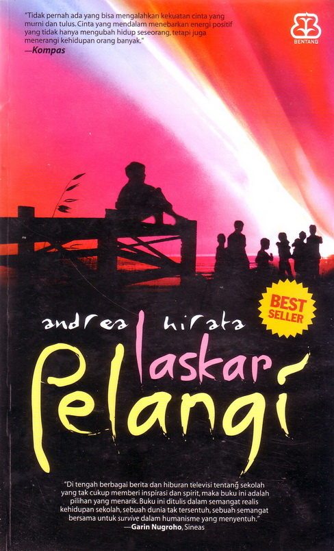 cover Laskar Pelangi
