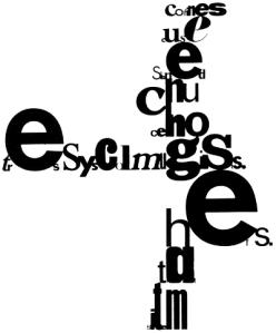 Puisi Mesostik karya John Cage
