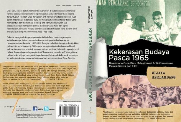cover buku Kekerasan Budaya Pasca 1965