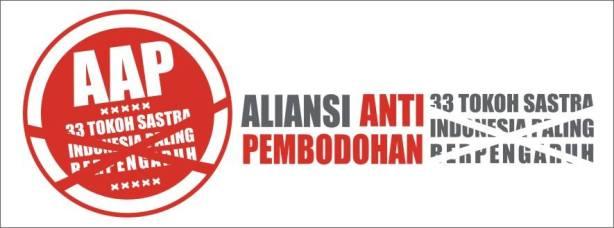 foto Aliansi Anti Denny JA
