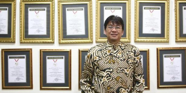 Denny JA (Foto: merdeka.com)